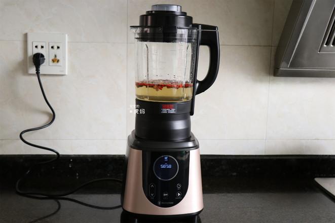桂圆红枣茶怎么煮