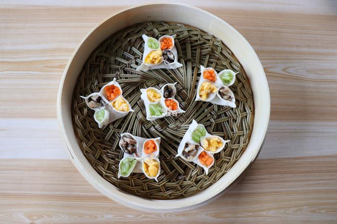 四喜蒸饺怎么煮