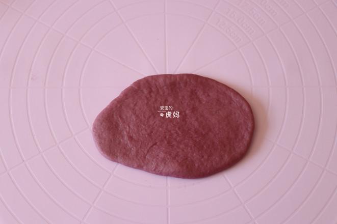 紫薯面包怎么炒