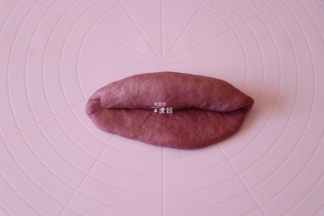 紫薯面包怎么炖