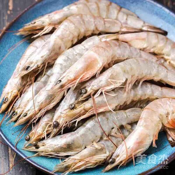 蒜蓉粉丝虾的做法图解