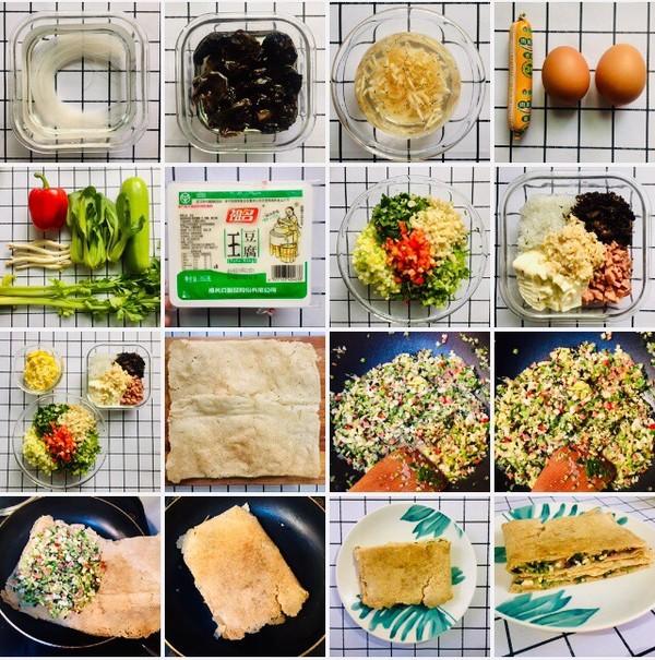 滕州菜煎饼(DIY版)的做法大全