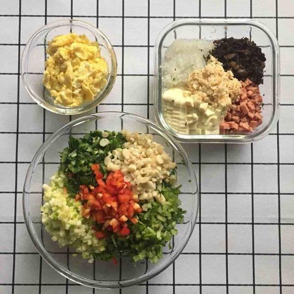 滕州菜煎饼(DIY版)怎么煮