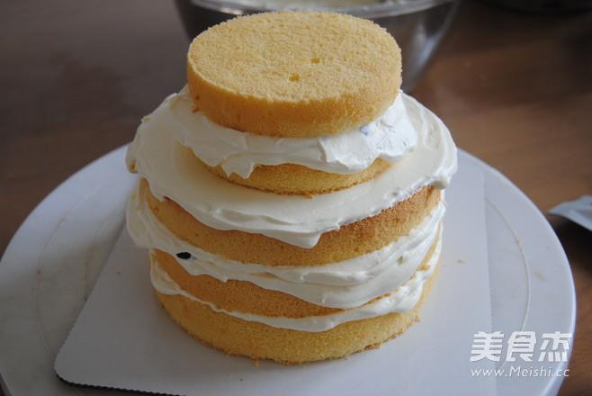 草莓奶油蛋糕的制作大全