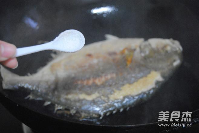 香煎鲳鱼的简单做法