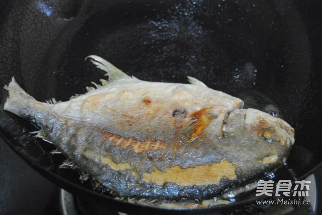 香煎鲳鱼怎么做