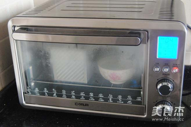 抹茶渐变土司怎样做