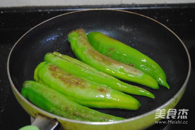豆豉尖椒怎么吃