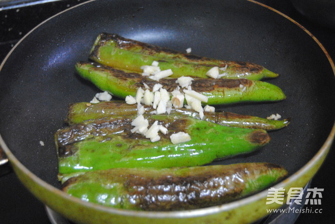 豆豉尖椒怎么做