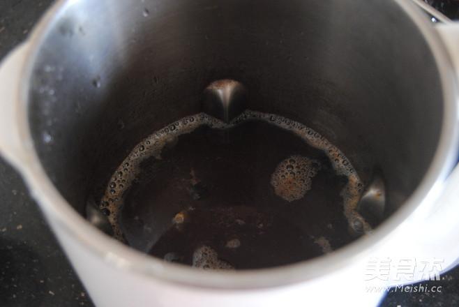 咖啡豆浆怎么吃