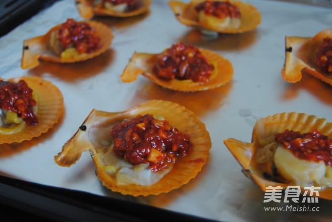 韩式烤扇贝怎么做