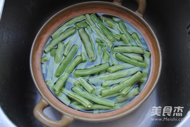 酱四季豆的做法大全