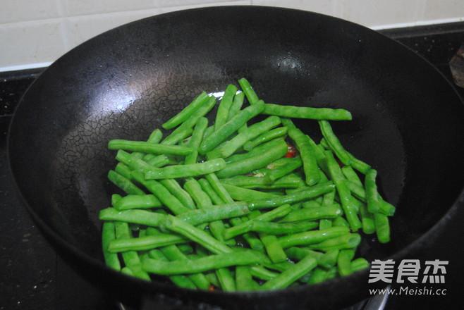 酱四季豆怎么吃