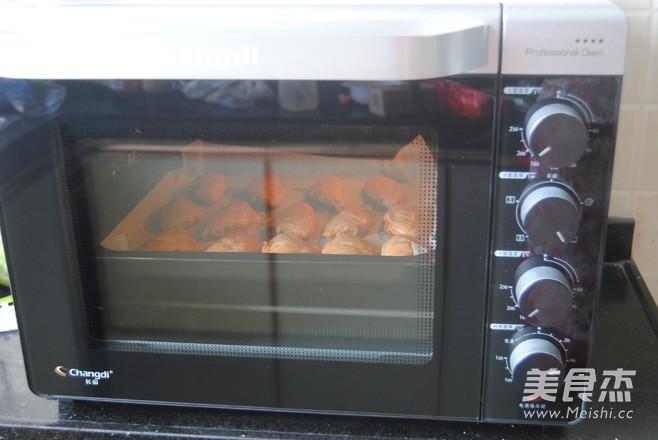 奥尔良烤翅中怎么做