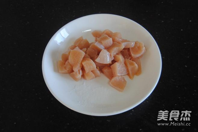 黑椒鸡米花的做法图解