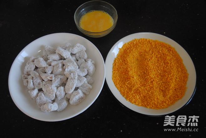 黑椒鸡米花怎么吃