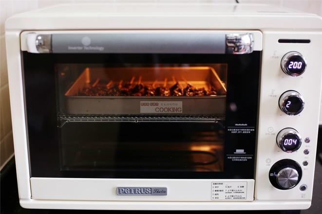 烧烤鸭胗(烤箱版)怎么做