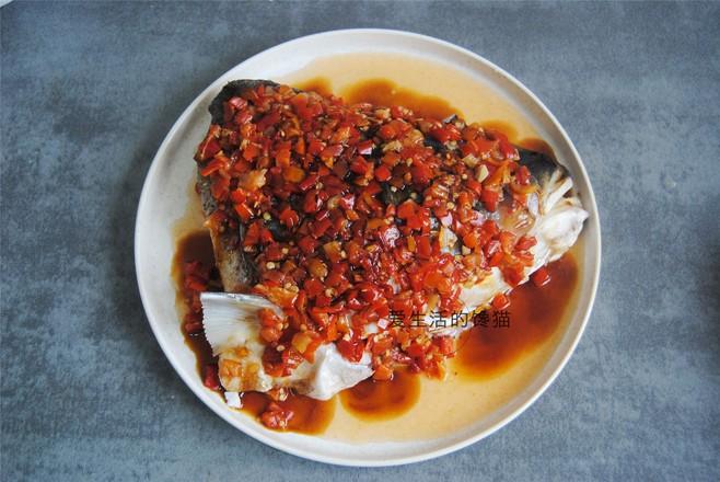 剁椒鱼头怎么吃