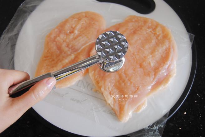 酥香炸鸡排的家常做法
