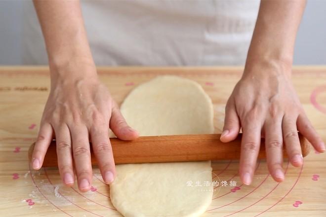 香葱肉松面包怎么煮