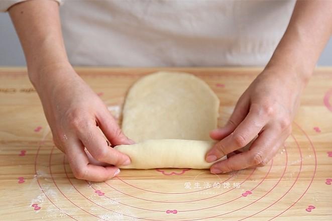 香葱肉松面包怎么炖