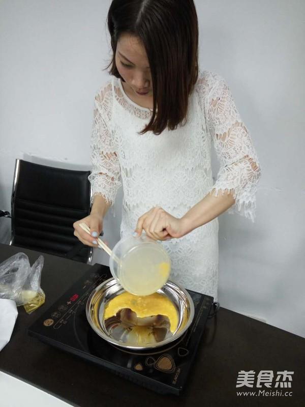 芝士鸡蛋三明治的简单做法