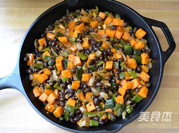蔬菜玉米饼怎么煮