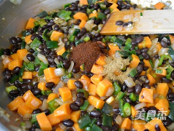 蔬菜玉米饼怎么吃