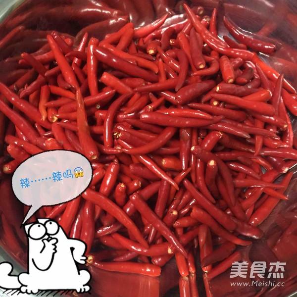 腌制辣椒酱的做法大全