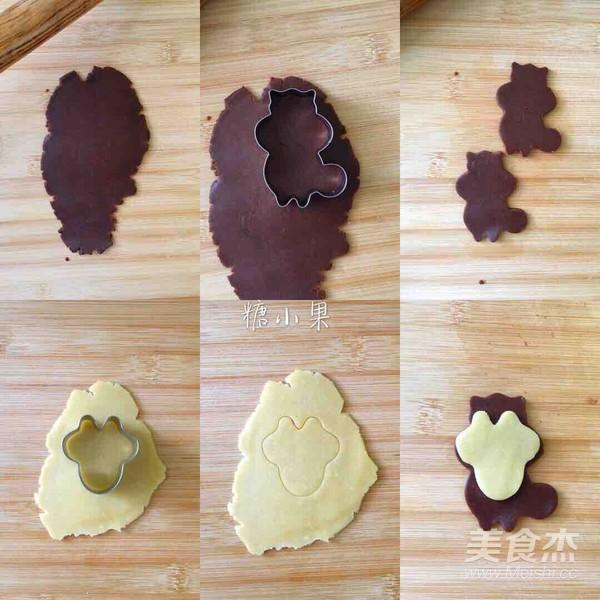 超级容易上手的松鼠饼干 六一快乐的简单做法