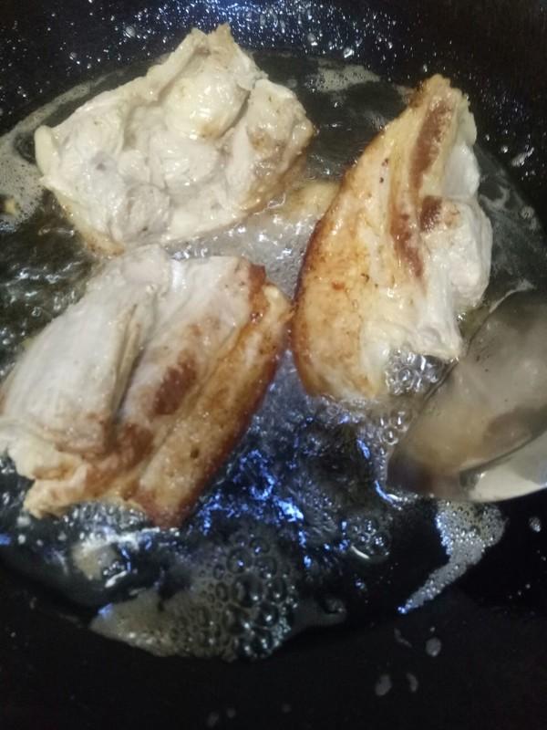 梅菜香芋扣肉的简单做法