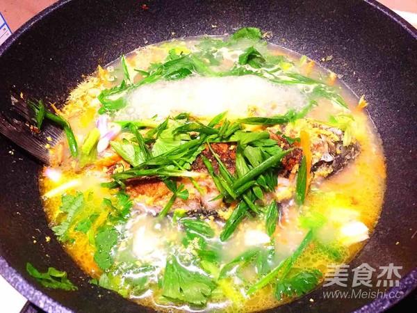 鲫鱼鲜汤的简单做法