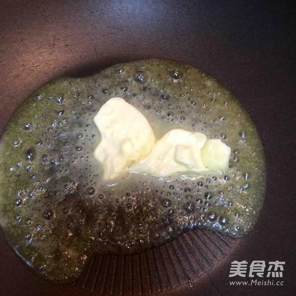 蒜香煎鳕鱼的家常做法