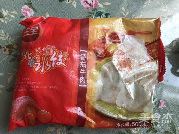 煮速冻水饺的做法大全