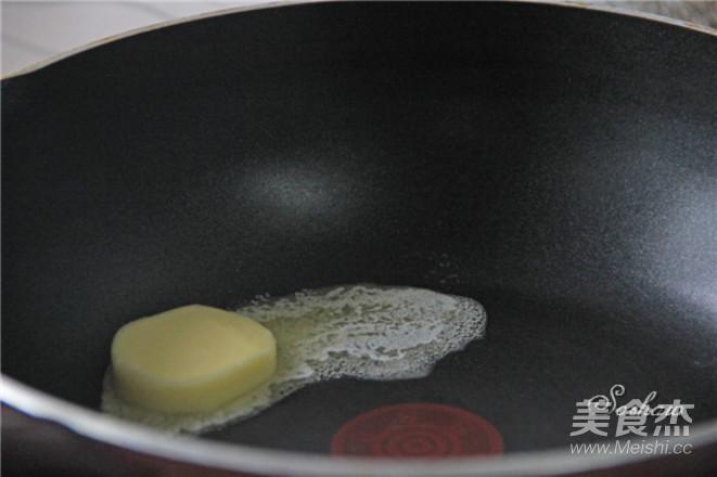 青椒土豆煎牛排的步骤