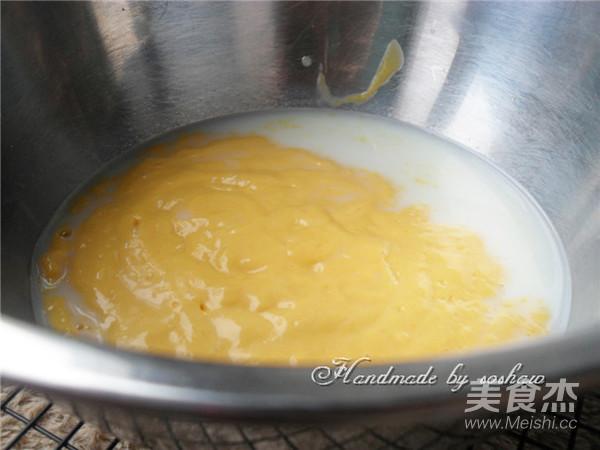 芒果牛奶冻怎么吃