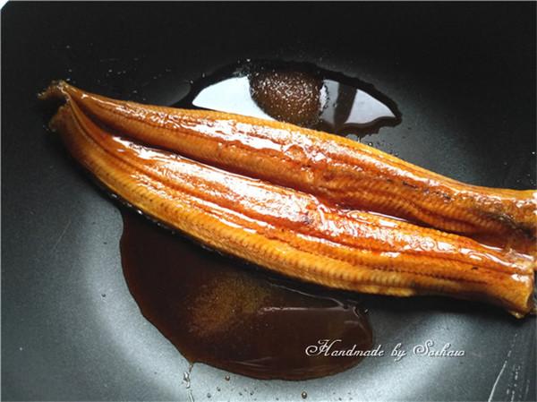 蒲烧鳗鱼饭怎么做