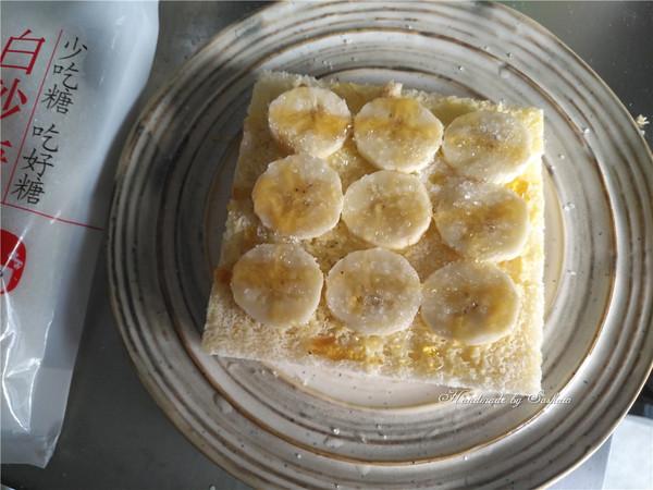 枫糖香蕉吐司片怎么吃