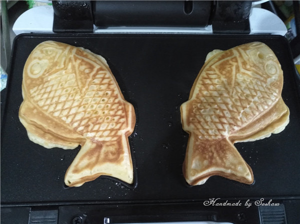 豆沙鲷鱼烧怎么煸