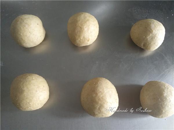 蜜豆全麦华夫饼(酵母版)的简单做法