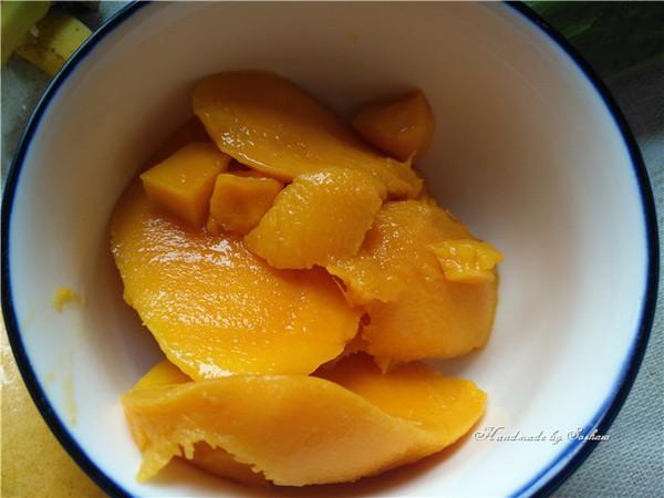 芒果椰汁西米露怎么煮