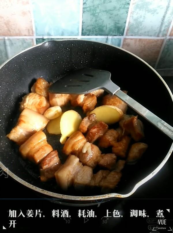 黄花菜烧肉怎么吃
