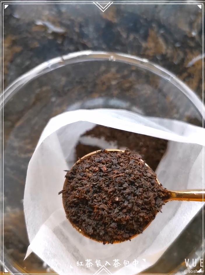柠檬红茶冻撞奶的做法大全
