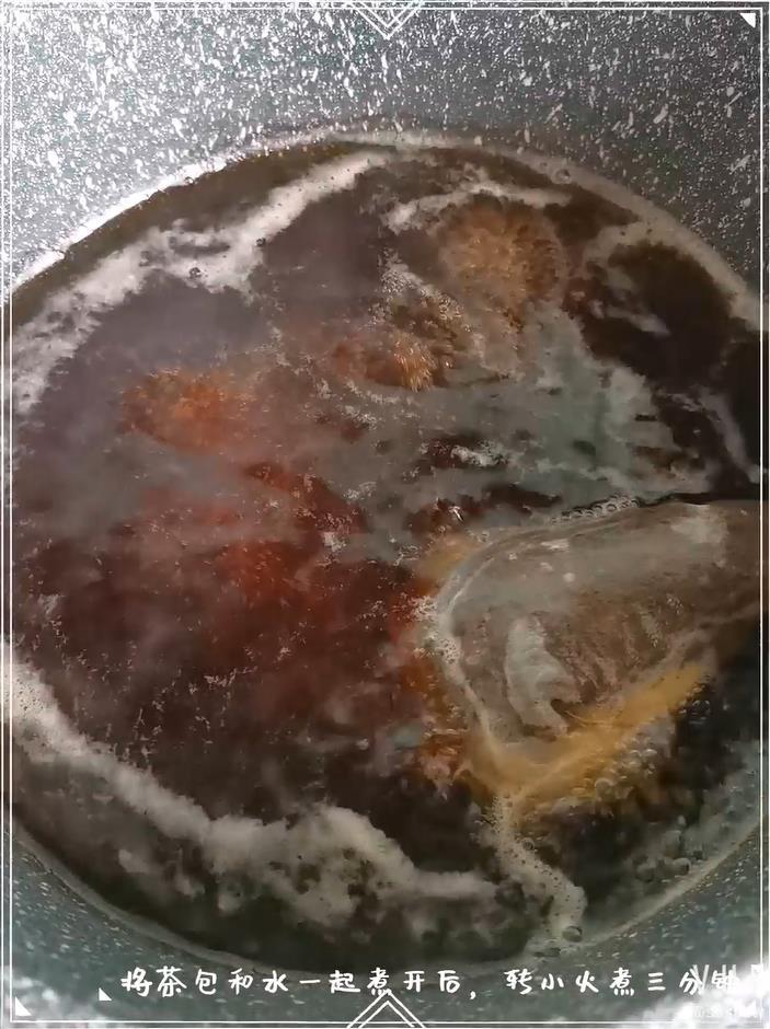 柠檬红茶冻撞奶的做法图解