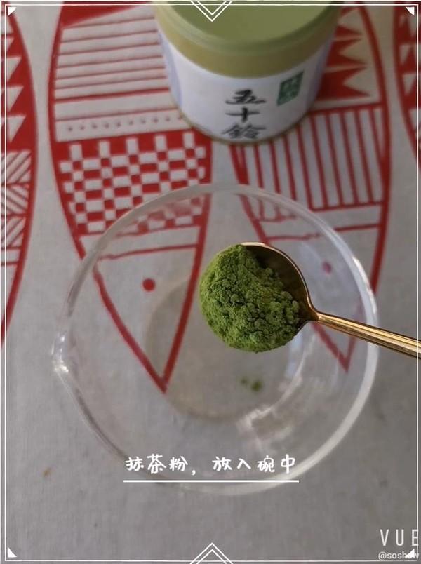 冰酿抹茶拿铁的做法大全