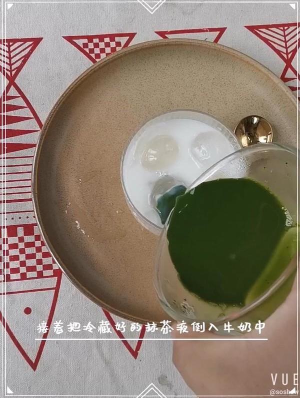 冰酿抹茶拿铁怎么炒
