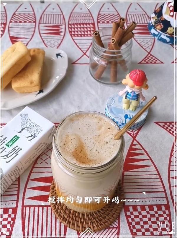 南瓜拿铁咖啡怎么煮
