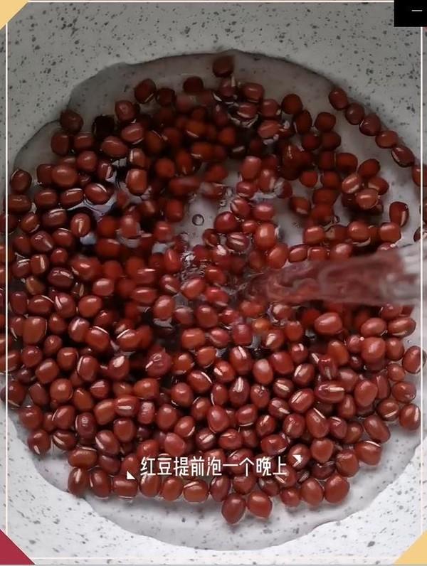 百合莲子红豆汤的做法大全