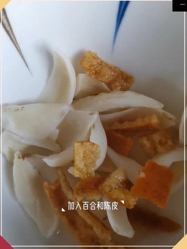 百合莲子红豆汤怎么煮