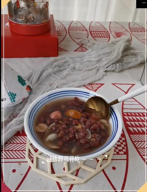 百合莲子红豆汤怎样煸